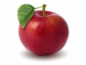 zdrowie a jedzenie jabłek