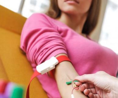 powikłania po oddaniu krwi