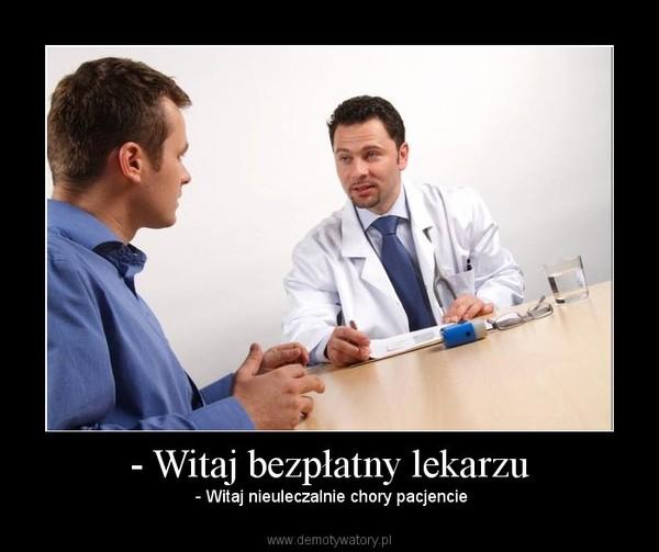 koperta dla lekarza