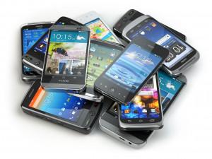 Maszty telefonów komórkowych