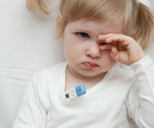 Gorączka - grypa czy przeziębienie?