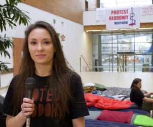 Protest medyków w Polsce