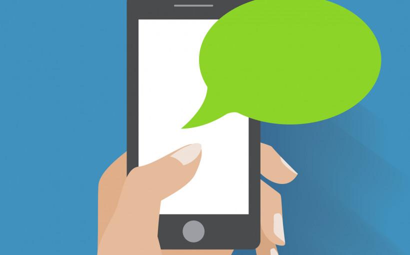 Wiadomość SMS o odwołanej wizycie