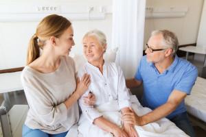 Wzrosną koszty hospitalizacji osób starszych