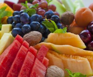 zdrowe owoce latem